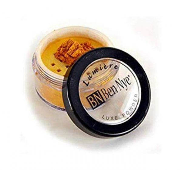 BenNye Aztec Gold Shiny Luxe Powder (Code: LX3)