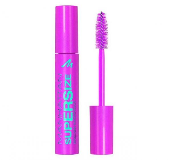 Manhattan Supersize Waterproof Mascara BLACK