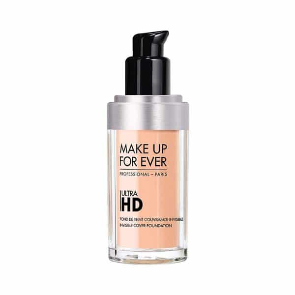 Make Up For Ever Ultra Hd Invisible Face Foundation - 107 = R240 Pink, 30 ml
