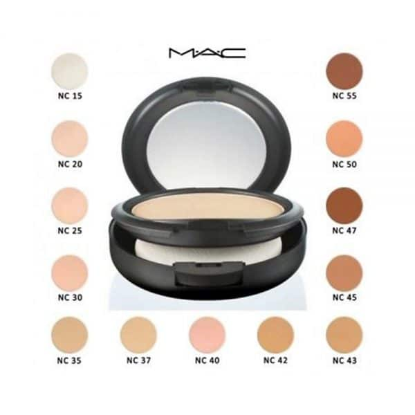 MAC Studio Fix Powder Plus Foundation - NC20
