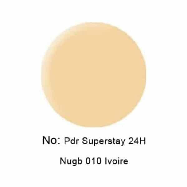 Maybelline newyork super stay powder - 10 Ivory